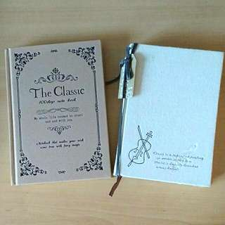 Thick Hardcover Notebook