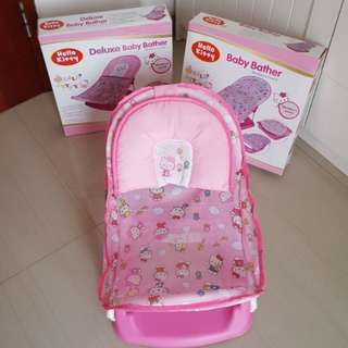 Mother's Touch Baby Bather Hello Kitty