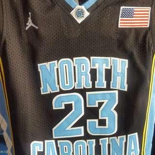 North Carolina Jordan jersey
