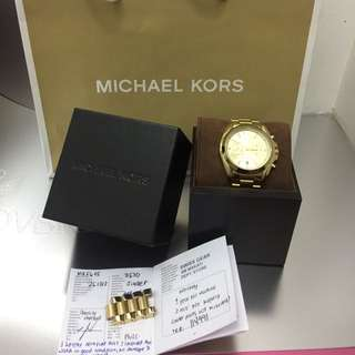 Brandshaw mk watch 5605, i bought it 18k in good condition