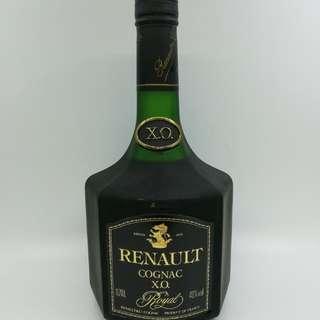 70年代 威來 XO 干邑 Renault Cognac 700ml