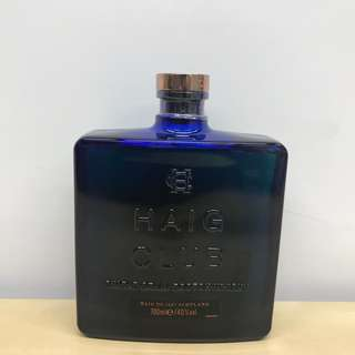 HAIG CLUB - Single Grain Scotch Whisky, 70cl