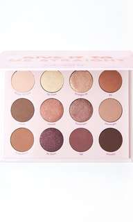 {bn} give it to me straight palette