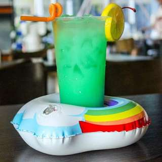 INFLATABLE COASTERS