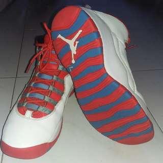 Authentic Air Jordan 10 Size: 5.5y
