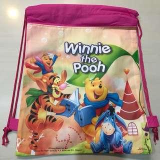10 Children's Birthday Party Drawstring Goodie Bag