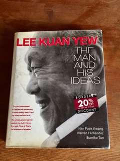 Various Lee Kuan Yew Books