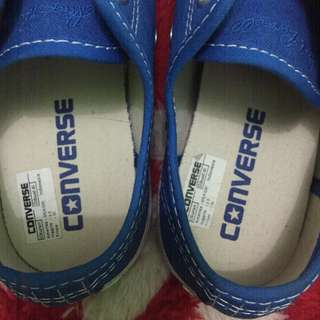 Converse jack purcell blue