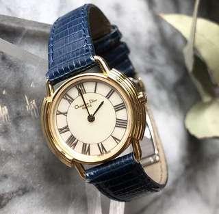 中古 Dior 女裝錶 vintage ladies watch 非 Gucci Fendi Celine Titus Longines Cartier 款式
