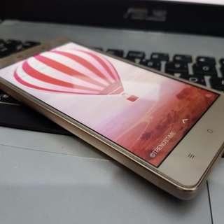 Jual Xiaomi Redmi 3S 2/16 Gold Mulus