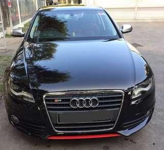 Audi A4 Auto 1.8