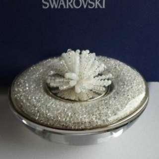 Swarovski, Crystalline Tea Light Candleholder兩盒