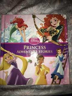 Disney Princess Adventure Stories