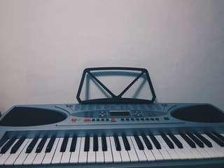 Rj Keyboard Symphony
