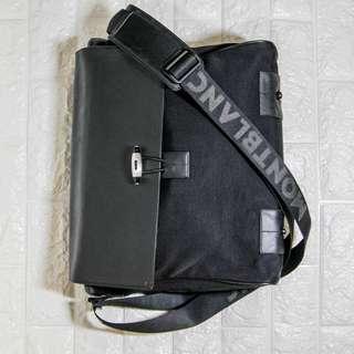 Mont Blanc NightFlight Messenger Bag