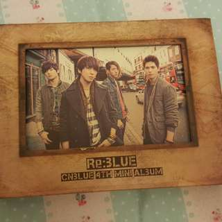 CNBLUE Re:CNBLUE CD