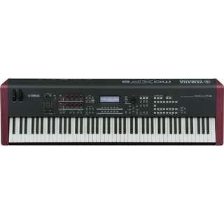 Yamaha MOXF8 Synthesizer + $32 original gig bag (last 2 sets) (limited time)