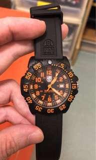 Luminox colourmark 3050 series watch