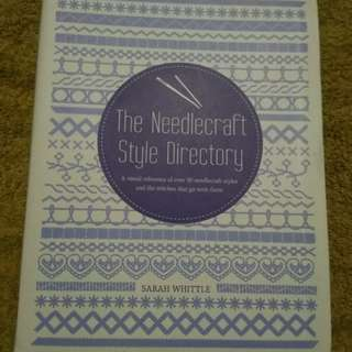 (Barron's) The Needlecraft Style Directory