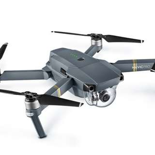 DJI Mavic Pro Travel Kit for Rent