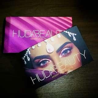 💯 Authentic Huda Beauty Eye Pallete Desert Dusk Edition!