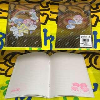 Sanrio Little Twin Stars 啦啦隊簿