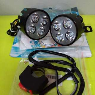 Super Bright 12vdc Led Spot Light