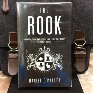 # Novel《Bran-New + Science Fantasy & Supernatural Mystery Fiction》Daniel O'Malley - THE ROOK