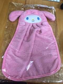 Sanrio My Melody 一番賞 抽獎 抹手巾 毛巾