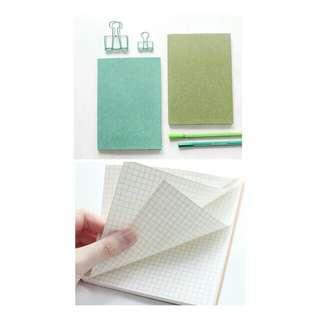 Grid Notebooks