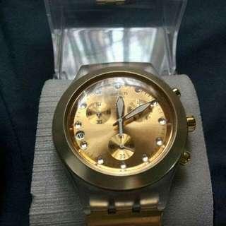Authentic Swatch Swiss