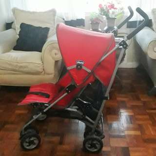 Chicco Liteway Stroller Red