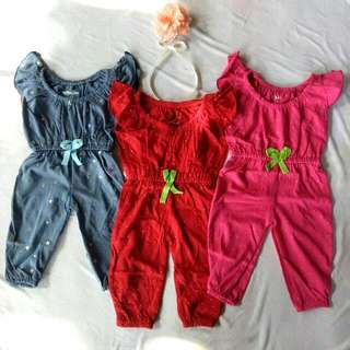 Jumpsuit Ready Stock