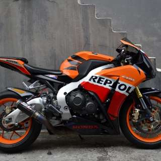 Cbr1000rr sc project w/ linkpipe instock!!!