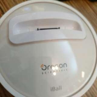 OregonScientific   iphone播放器