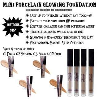 Glowing Foundation