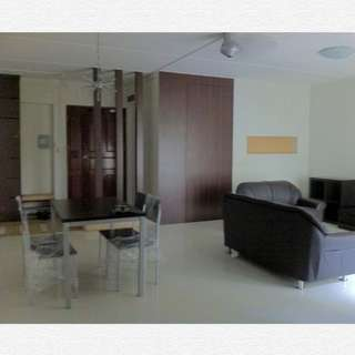 Whole Unit Fully Furnished HDB at Seng Kang for for rent Nice Owners, 1 min to LRT