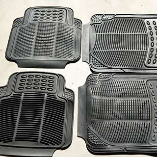 Sets Of Car Floor Mat
