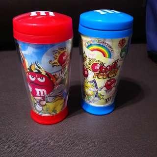 M&M 膠杯