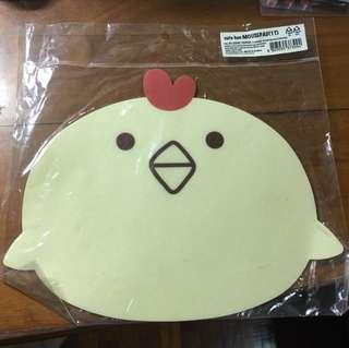 Artbox - cute hen mouse pad