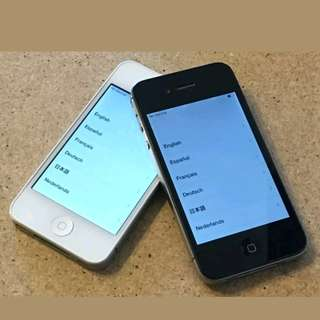Apple iPhone 4 16GB Black/White