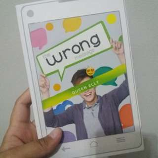 Wrong Message (Wattpad Book)