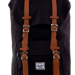 正品Herschel Little America Backpack(黑)