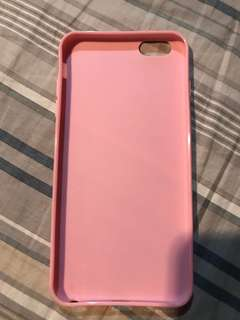 Pink iPhone 6+ Case