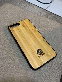 Funktrunk Bamboo case for iPhone 7+ #applefever
