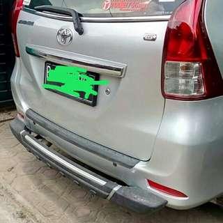 Toyota Avanza type G tahun 2014