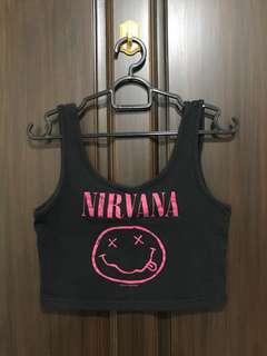 Nirvana Crop Top
