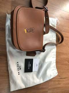 Coach x Mickey sling bag (limited edition) Authentic!