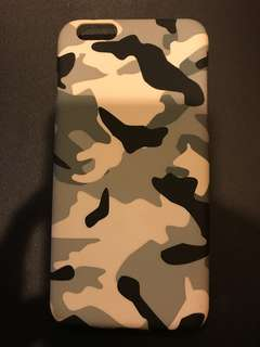 Camouflage iPhone 6+ Case