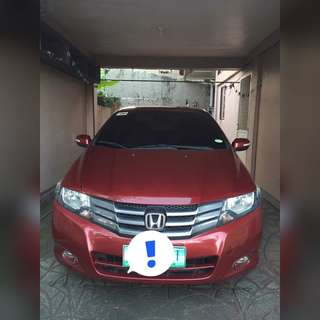 2011 honda city 50k mileage